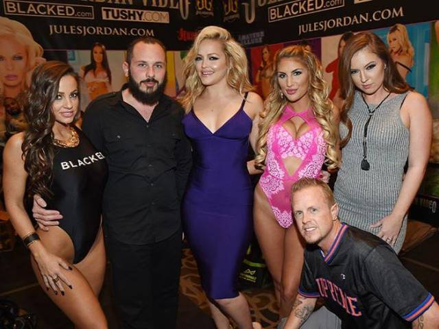 Porn Stars At The AVN Awards