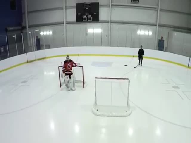 Impressive Skills of NHL Players