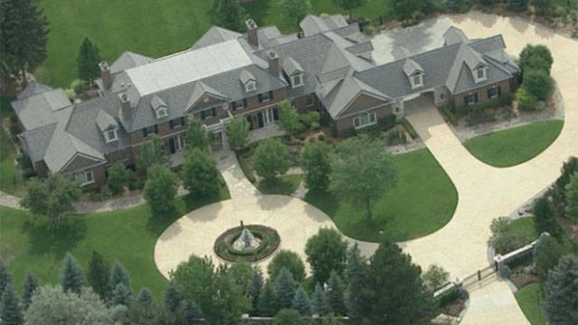 Luxurious Mansions Of Nfl Players 31 Pics Izismile Com