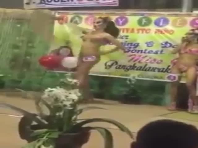 Not Your Average Beauty Contestant