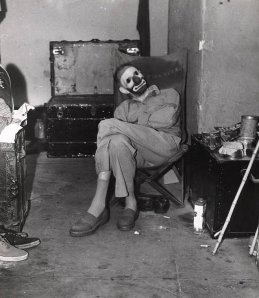 Clowns Are Creepy As Hell