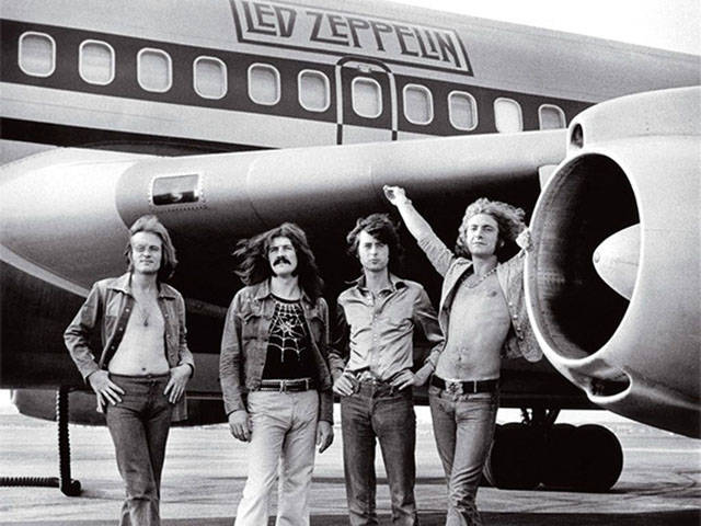 Interesting Trivia about the Iconic Led Zeppelin Band