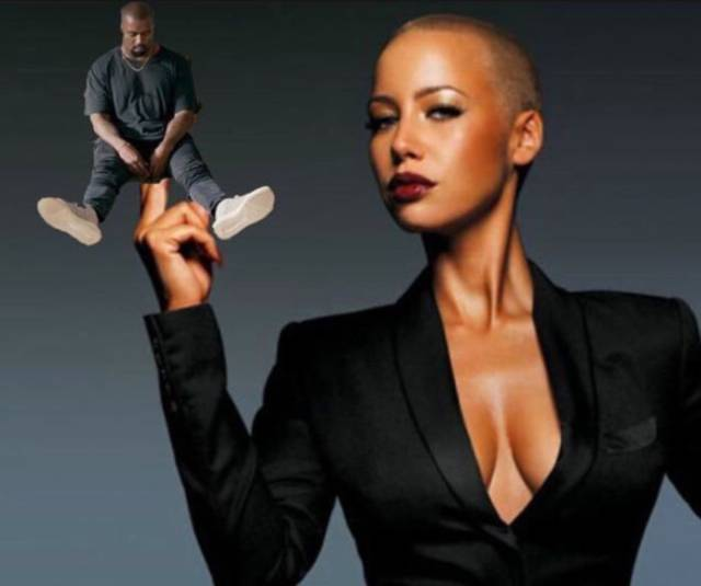 Amber Rose Embarrasses Kanye West in a Big Way and the Internet Is Loving It!