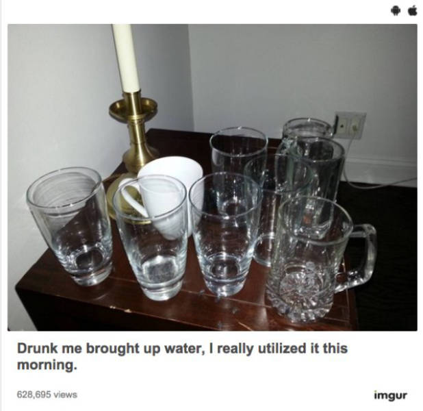 Drunk People Make the Best Problem Solvers
