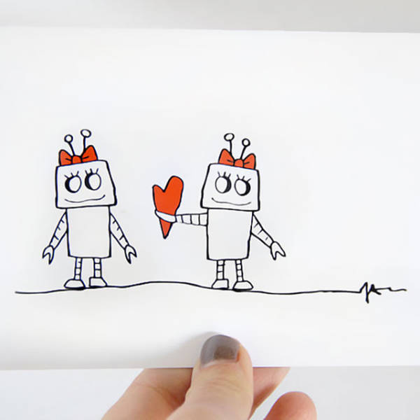 Funny Valentine's Day Cards That Capture Real Love Perfectly