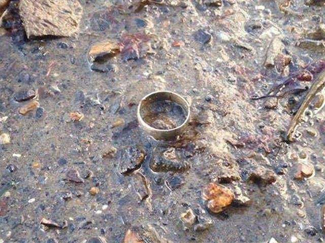 Mom Loses Her Wedding Ring and You Won't Believe Where It Turned Up