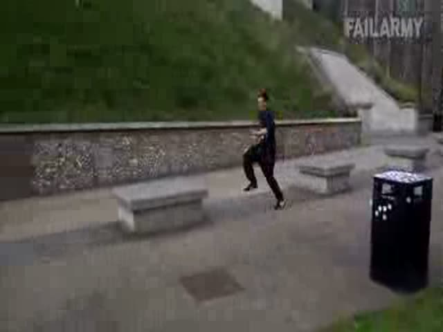 The Ultimate Parkour Fails Compilation. Part 2