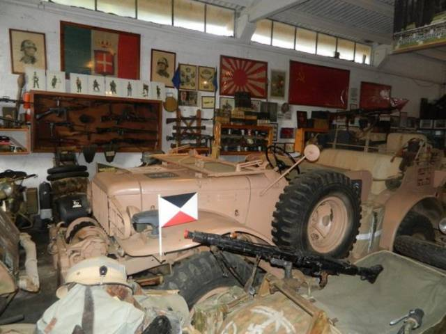 A Fascinating Look at One Man's Collection of Old SS Army Relics