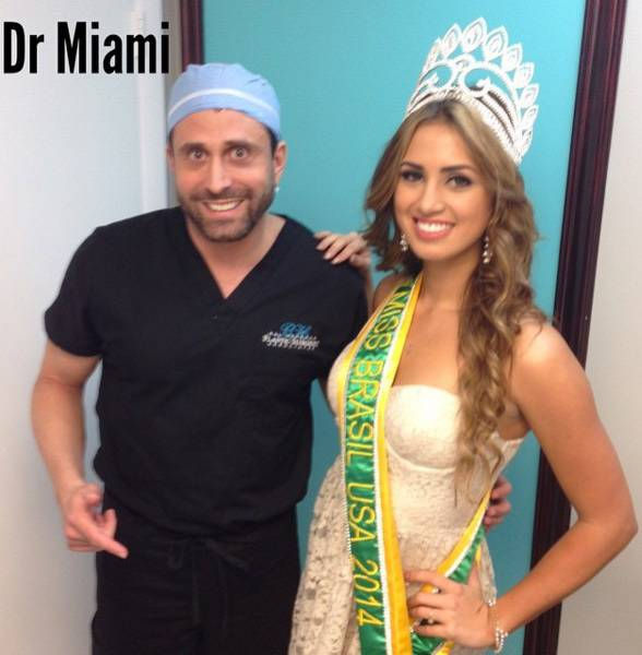 Dr. Miami Shares His Plastic Surgery Success Stories on Instagram