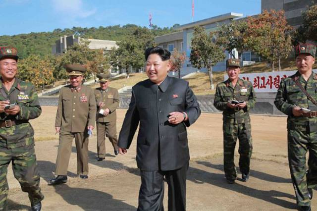 North Korea Send South Korea an Unusual Gift
