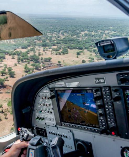 A Pilot Shares His View from the Sky for All of the World to See