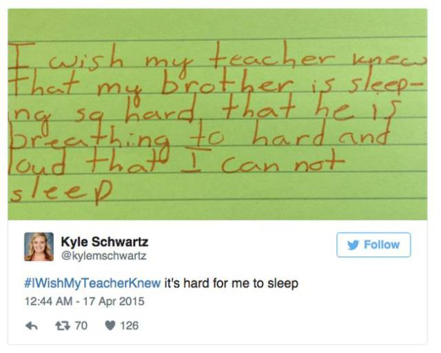 A Teacher Asks Her Students to Tell Her Something about Themselves and Their Responses Are So Adorable