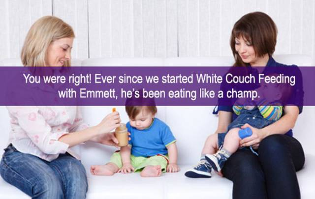 Moms Caption Stock Photos and They Become a Hilarious Commentary on Motherhood