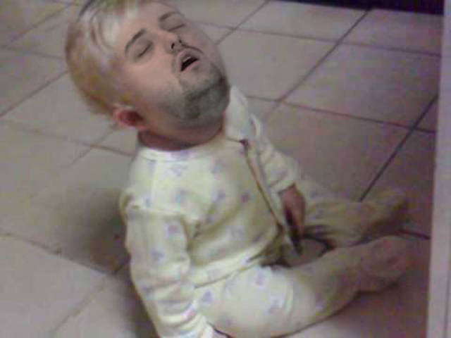 Dude Gets Bust Sleeping at Work and the Internet Has a Little Fun at His Expense