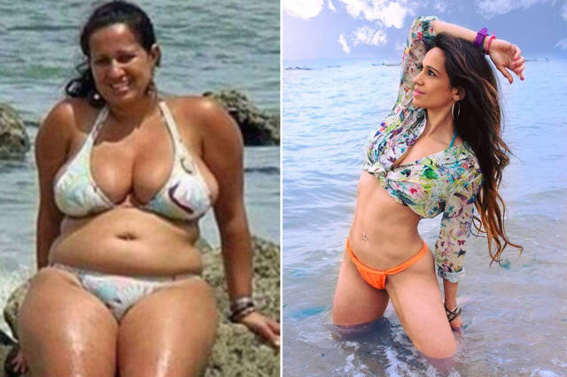Girl Loses Weight Then Loses Her Husband