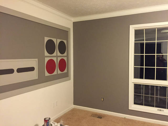 Parents Create A Badass NES Game Room For Their Boys