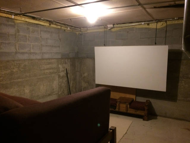 Kick-Ass Home Theater Setup For Less Than $200