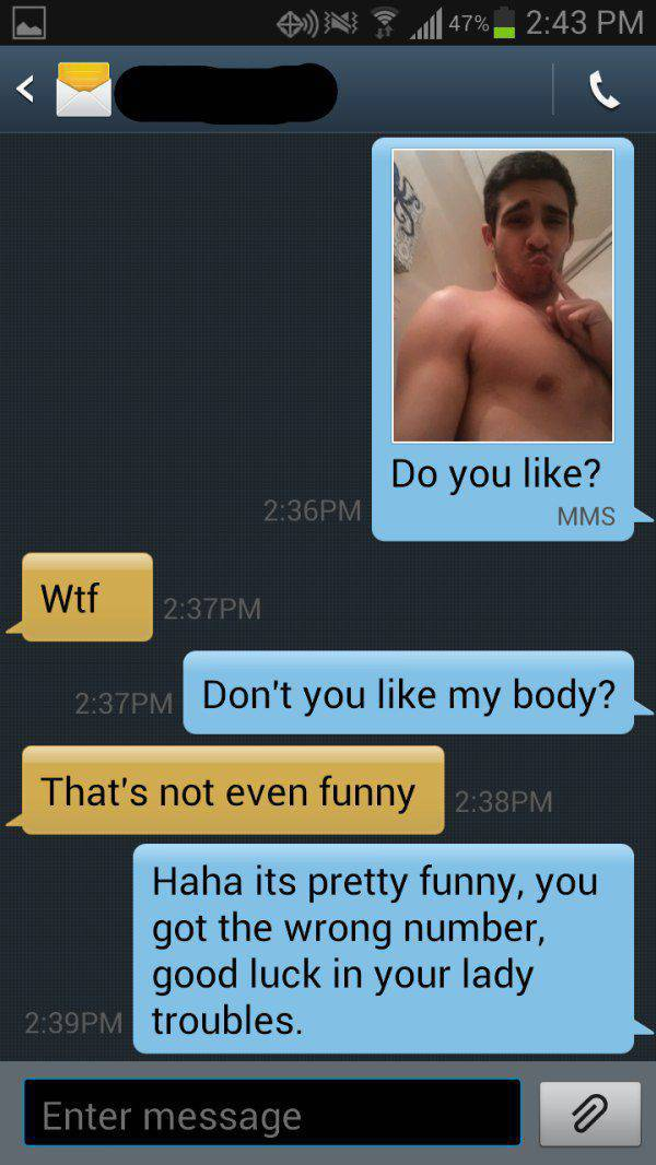 "Funny ""Wrong Number"" Trolling"