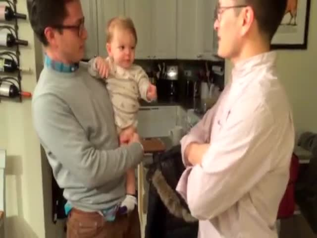 Kid Is Confused About Who His Dad Is