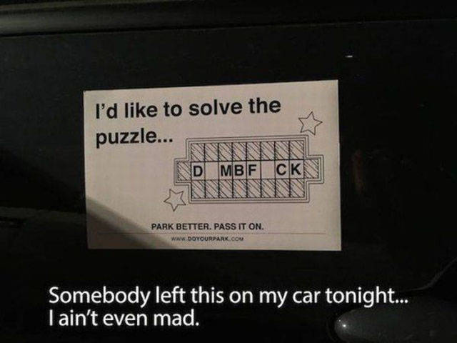 Amusing Dirty Humor That You Can't Help but Find Funny