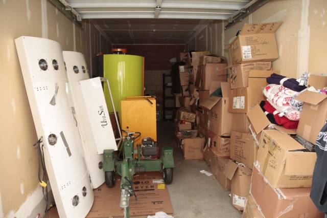 This Is What It Looks Like When A Neat Freak Steals Goods Worth $1.5 Million