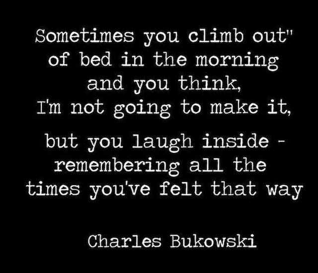 Charles Bukowski Was One Fine Wordsmith