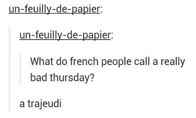 Good Old Jokes That Are Totally Ingenious