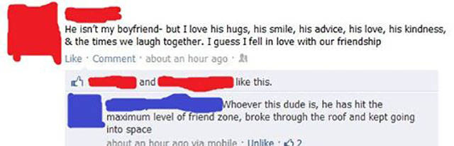 Guys Who Are Stuck In The Friendzone Forever