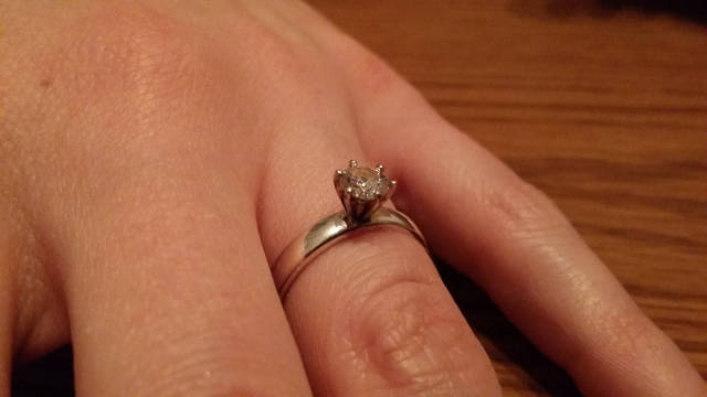 Man Makes Amazing Engagement Ring From Scratch