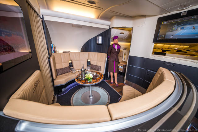 What First Class Means For The Second-Largest Airline Of The UAE