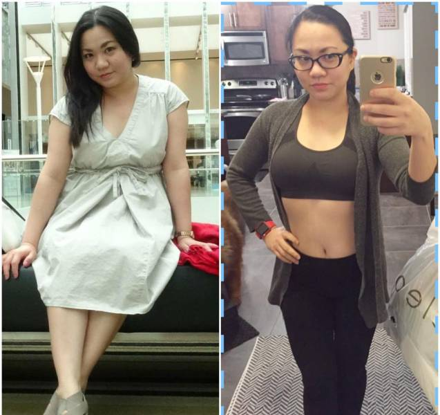 Motivational Examples Of Incredible Weight Loss Transformations 30