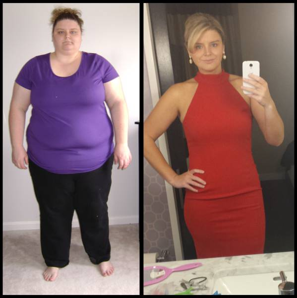 Motivational Examples Of Incredible Weight Loss Transformations