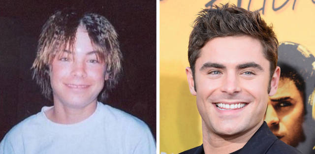 These Celebs Had A Major Appearance Change With Years