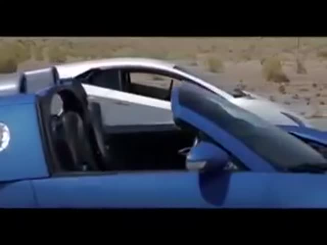 Ex-Girlfriend's Cry + Car Video = F#cking Hilarious