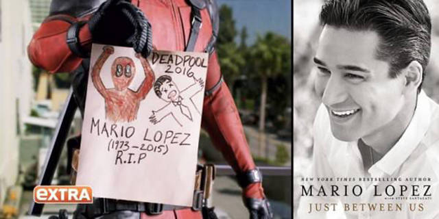 Did You Notice All The References And Easter Eggs That 'Deadpool' Is Crammed With
