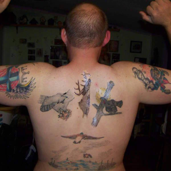These Ink Addicts May Regret Their Choice One Day