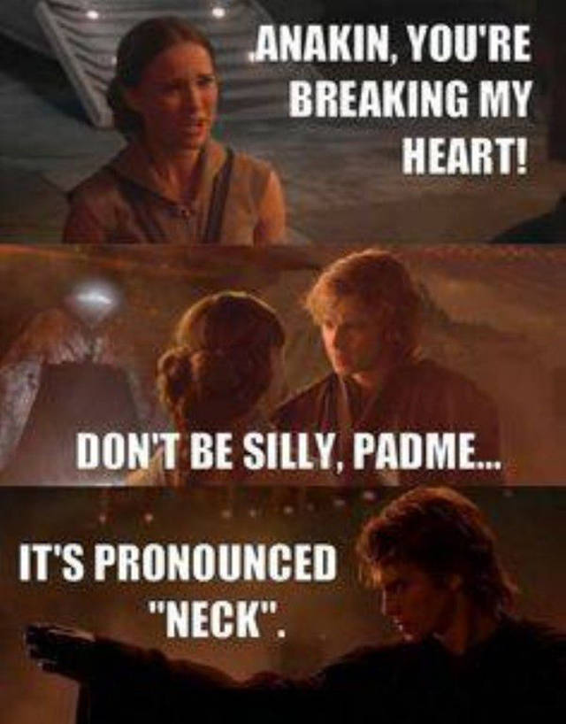 These Star-War-Esque Jokes Will Make You Smile