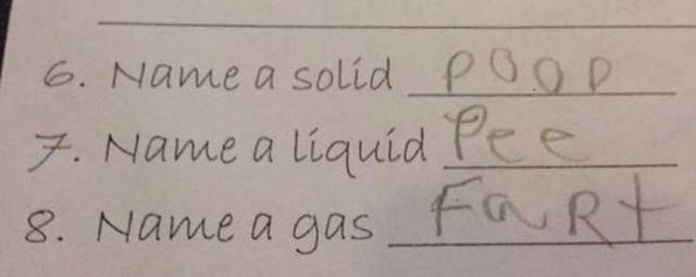 What Did Kids Think When They Wrote These Notes?!