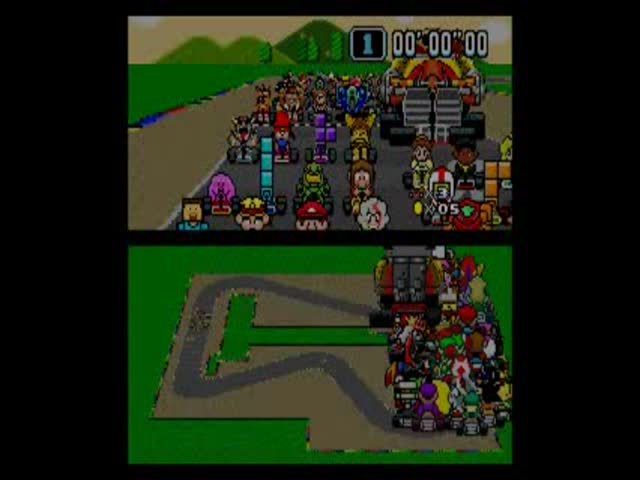 It's Possible To Play Mario Kart With 101 Racers