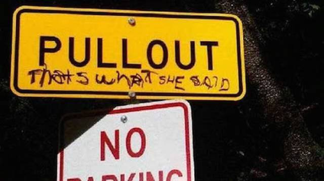20 Signs That Became Pretty Funny After Some Changes