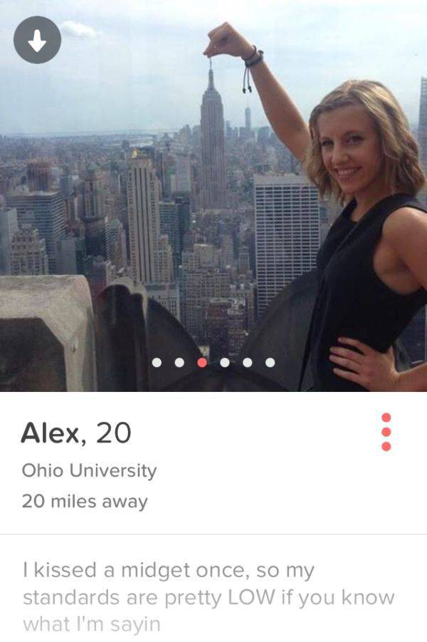 Tinder Profiles That Are Dirty, Witty And Extremely Entertaining