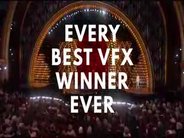 Every Movie That Received Oscar For Best Visual Effects Throughout Years