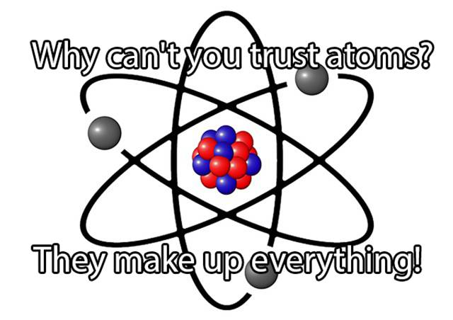 Science Jokes That You Should Totally Steal And Use For Everyone