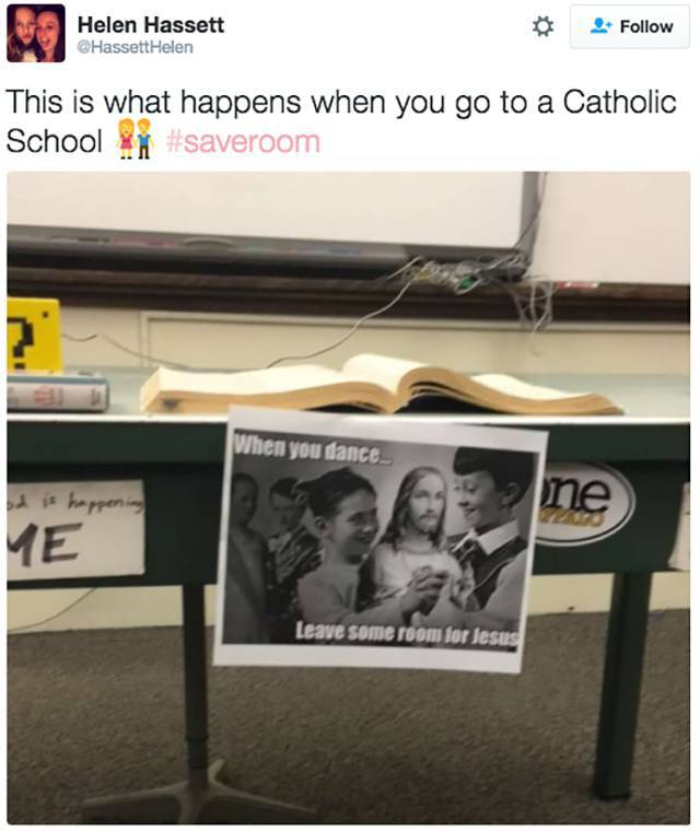 Tweets That Only Catholics Will Understand