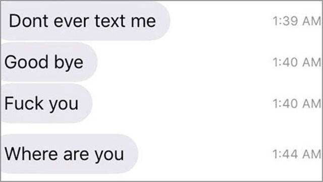 What Can Be More Annoying Than A Message From Your Ex?