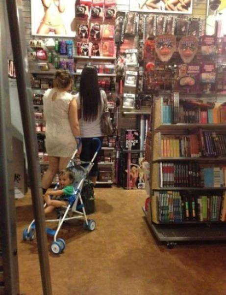 Some Of The Stupidest Parenting Fails