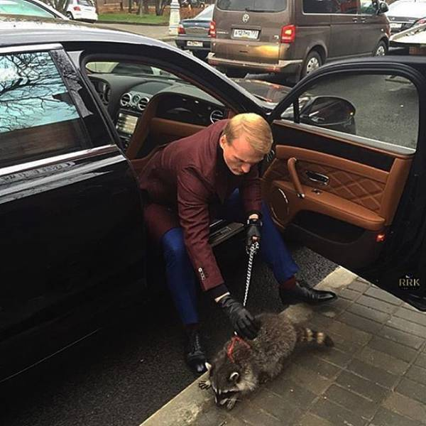 There's No Better Place Than Instagram For Russian Rich Kids
