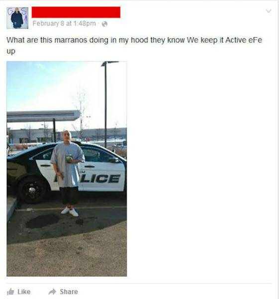 Badass Wannabe Tried To Mock The Police But Gets Heavily Trolled Instead