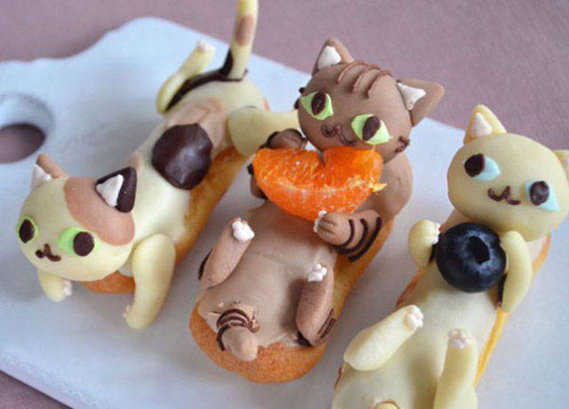 Japanese Pastry Cooks Will Amaze You With Their Innovative Sweets