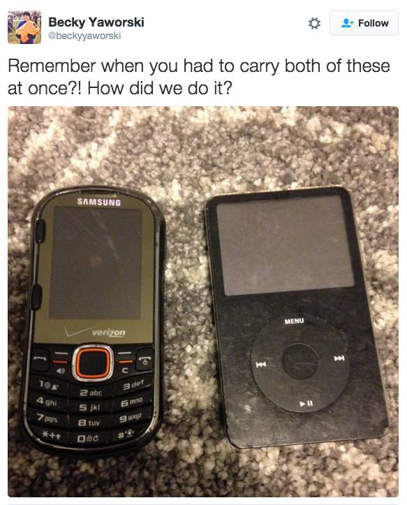 Do You Remember All These Things We Used To Do?